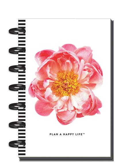 12 Months – UNDATED - MINI Happy Planner® - Market Floral