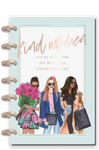 Mini Horizontal Happy Planner® - Rongrong Kind Women - 12 Months