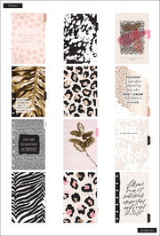 Mini Vertical Happy Planner® - Wild Styled - 12 Months