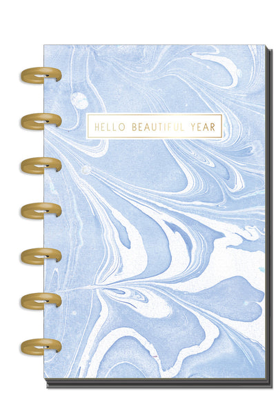 12 Months – UNDATED - MINI Happy Planner® - Modern Marble