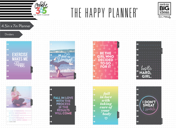 2018 MINI Happy Planner® - Fitness for You