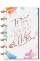 2018 - 2019 Mini Happy Planner® - Brushy Brights