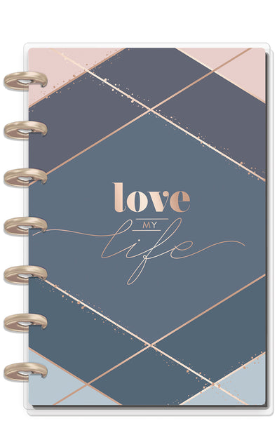 2019 Mini Happy Planner® - Geo Dreams (horizontal)