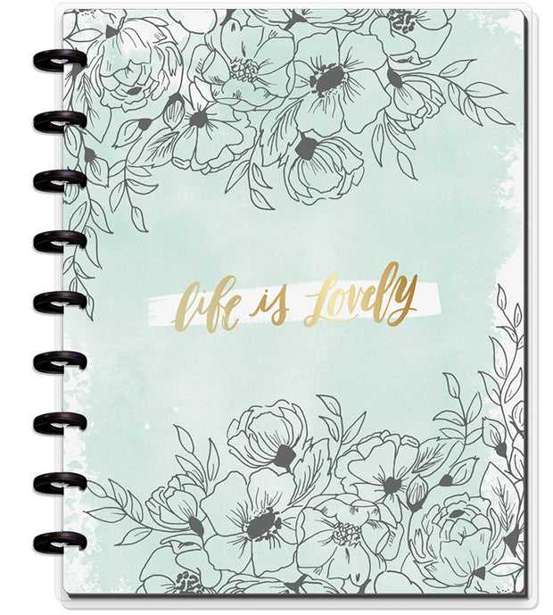 Happy Notes™ - Life Is Lovely - Classic (lined)