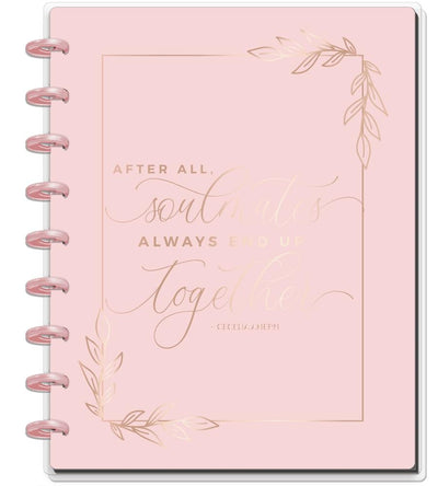 Classic Happy Notes™ - Soulmates Wedding Notebook