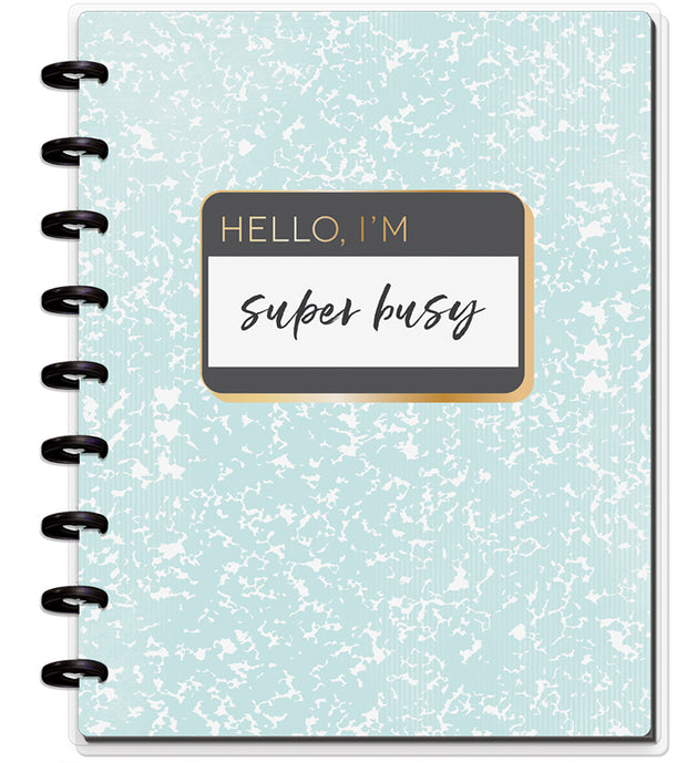 Classic Happy Notes™ - Super Busy