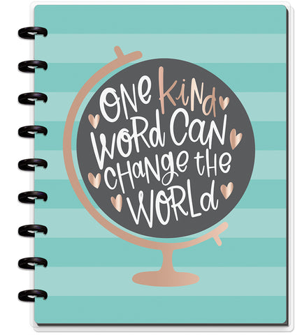Classic Happy Notes™ - One Kind World