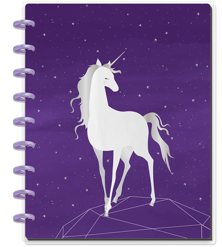 Classic Happy Notes™ - Magical Unicorn