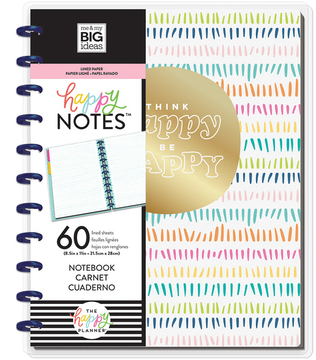 BIG Happy Notes™ - Think Happy, Be Happy