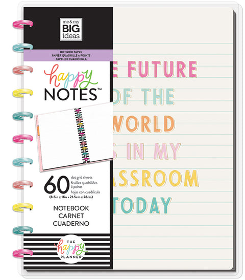 BIG Happy Notes™ - Future Of The World