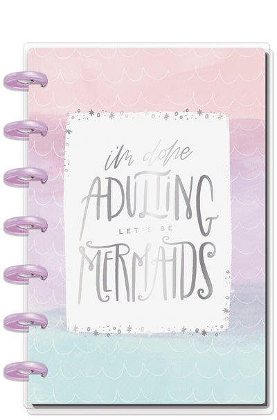 Happy Notes™ - Mermaid Vibes - Mini (lined)