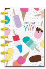 Happy Notes™ - Ice Cream & Popsicles - Mini (dot grid)