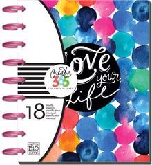 2016-2017 CLASSIC Happy Planner™ - Watercolor