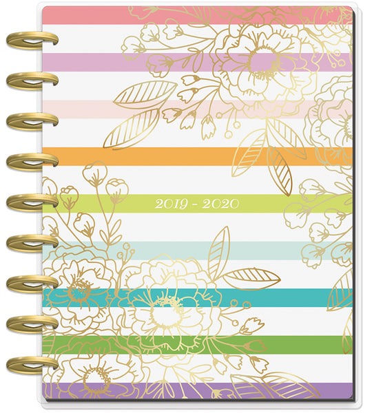 Classic Happy Planner® - Grow Your Own Way - 18 Months (Faith) (2019-2020)