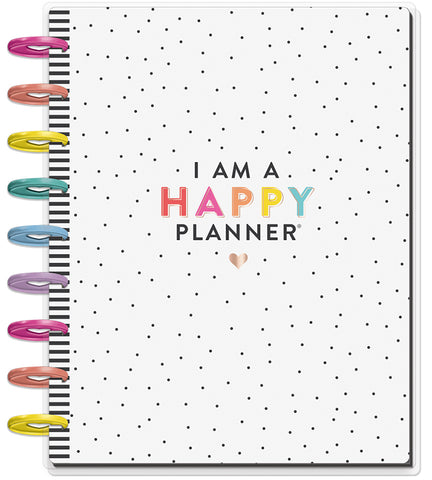 Classic Happy Planner® - I Am A Happy Planner - 18 Months (2019-2020)