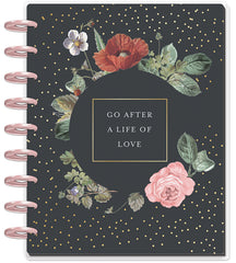 Classic Deluxe Happy Planner® - Vintage Botanical - 18 Months (2019-2020)