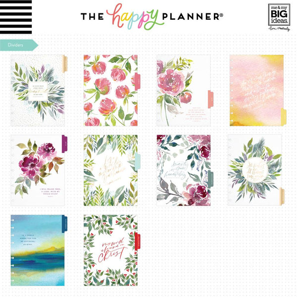 Classic Happy Planner® - Faith - 18 Months (2019-2020)