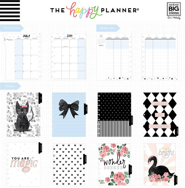 Classic Happy Planner® - Life Is Sweet - 18 Months (2019-2020)