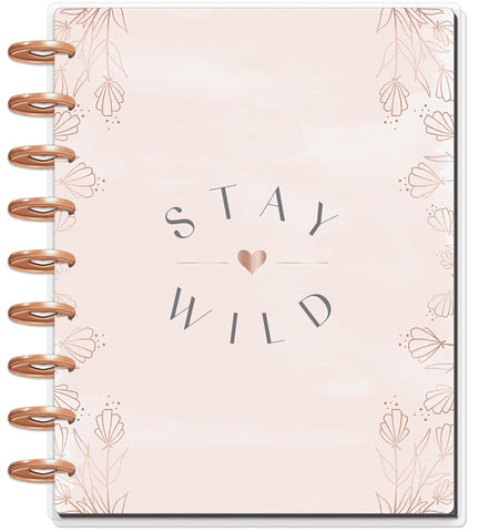 Classic Happy Planner® - Wild Heart - 18 Months (2019-2020)