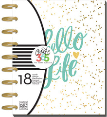 2016-2017 CLASSIC Happy Planner™ - Hello Life
