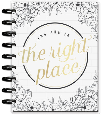 Classic Dashboard Happy Planner® - Modern Farmhouse - 18 Months