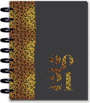 Classic Vertical Happy Planner® - Wild Styled - 18 Months