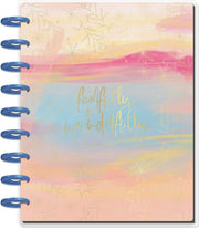 Classic Deluxe Faith Happy Planner® - Happy and Kind - 18 Months
