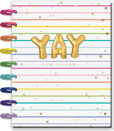 Classic Lined Vertical Happy Planner® - Celebrate - 18 Months