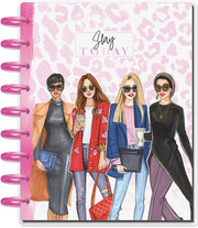 Classic Vertical Happy Planner® - Rongrong Slay Today - 18 Months