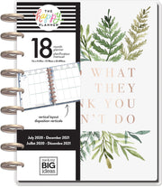 Classic Vertical Happy Planner® - Garden Vibes - 18 Months