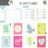 2017-2018 CLASSIC Happy Planner® - Have Faith / HORIZONTAL