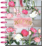 2017-2018 CLASSIC Happy Planner® - Wildflower