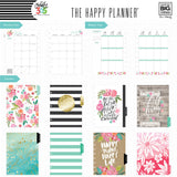 2017-2018 CLASSIC Happy Planner® - Happy Mind Happy Life