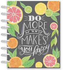 2018 - 2019 Classic Happy Planner® - Enjoy All the Things / HORIZONTAL