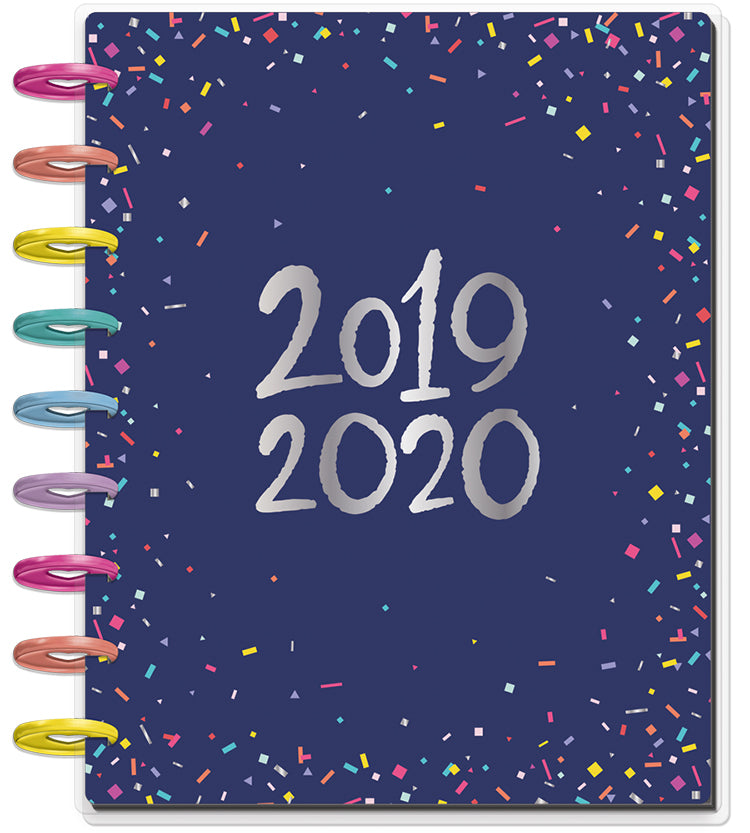 Planner Cover Ideas 2020 Classic Happy Planner®   Happy Year   18 Months (2019 2020) – me