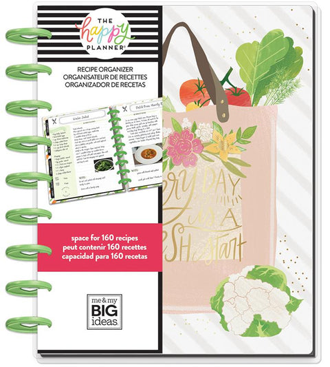 Classic Happy Planner® - Foodie (Recipe Organizer)