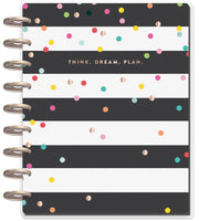 2019 Classic Happy Planner® - Think Dream Plan - 12 Months (2019-2020)