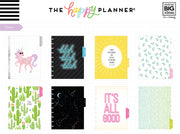Classic Student Planner - Neon Dreams - 12 Months (2019-2020)