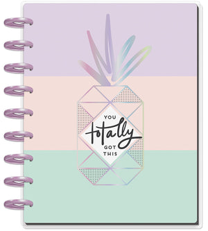 Classic Student Planner - You Got This - 12 Months (2019-2020)
