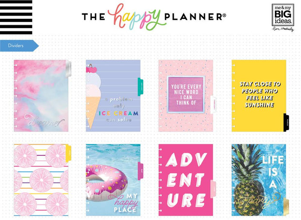 Classic Student Planner - Super Duper - 12 Months (2019-2020)