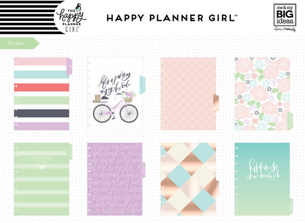 DELUXE Happy Planner® - Daydreamer - Classic