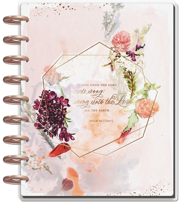 12 Months - UNDATED - Classic Happy Planner® -  Faith