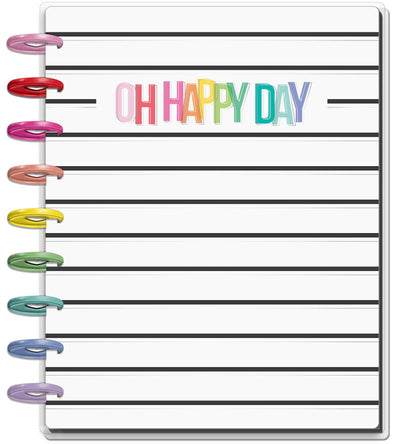 12 Months - UNDATED - Classic Happy Planner® - OH Happy Everyday