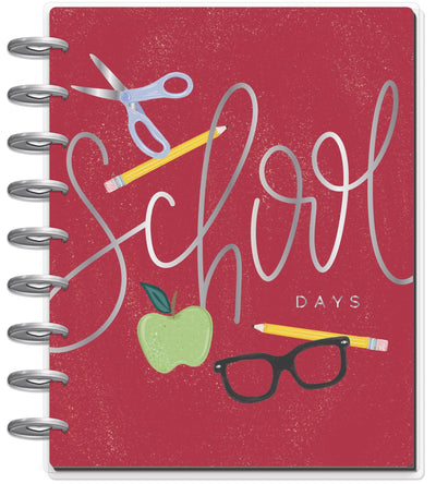 Classic Teacher Happy Planner® - School Days - 12 Months