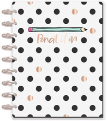 DELUXE 2018 - 2019 Classic Happy Planner® - Pencil it In - Student