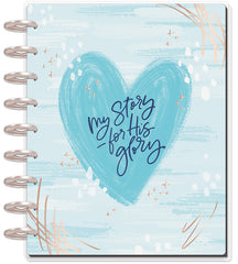2019 Deluxe Classic 12 Month Planner - Faith Warrior (faith layout)