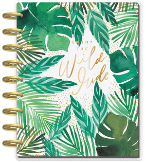 2019 Classic Happy Planner® - Mod Greenery (vertical) - 12 Months