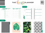 2019 Classic Happy Planner® - Mod Greenery (vertical) - 12 Months (2019-2020)