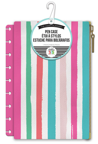 Snap In Pen Case - Painted Stripe