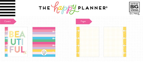 Micro Happy Notes™ - Memo Book - Life Is a Party